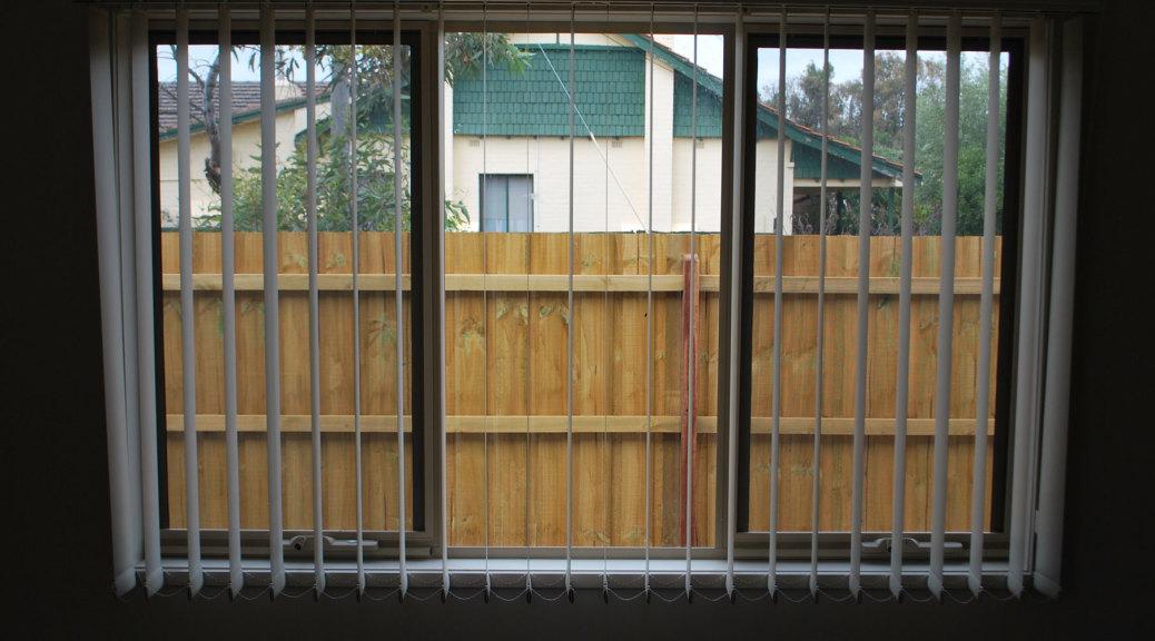 vertical blinds melbourne